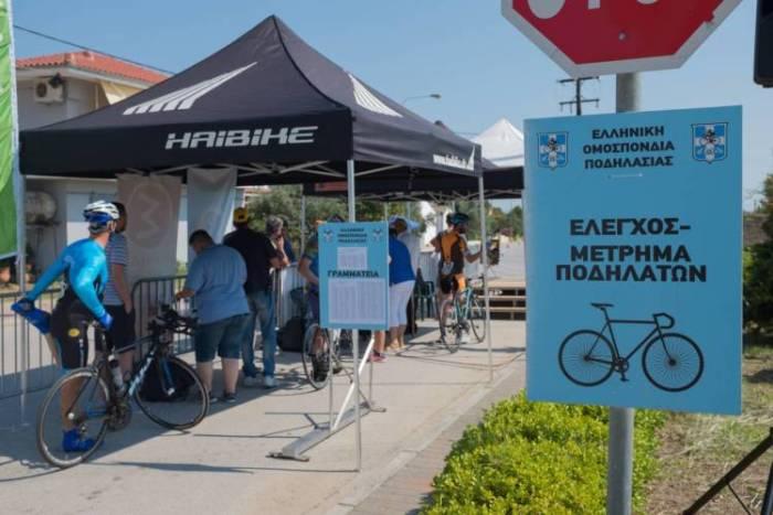 Οι Πανελλήνιοι Αγώνες Ποδηλασίας στην Ξάνθη