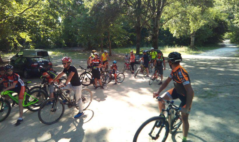 Ποδηλασία στο Δέλτα Νέστου