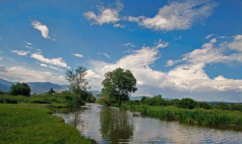 Ο ποταμός Βοζβόζης