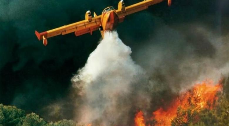 Έξι φωτιές σε 24 ώρες στην ΠΑΜΘ