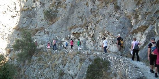Πεζοπορία στο Νέστο στα πλαίσια του 3ου VIA Egnatia