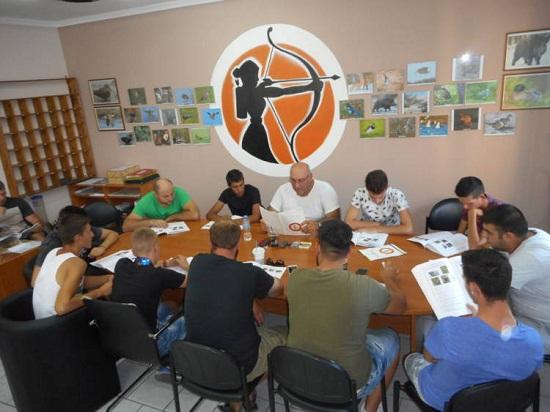 Σεμινάρια για νέους κυνηγούς στη Ξάνθη