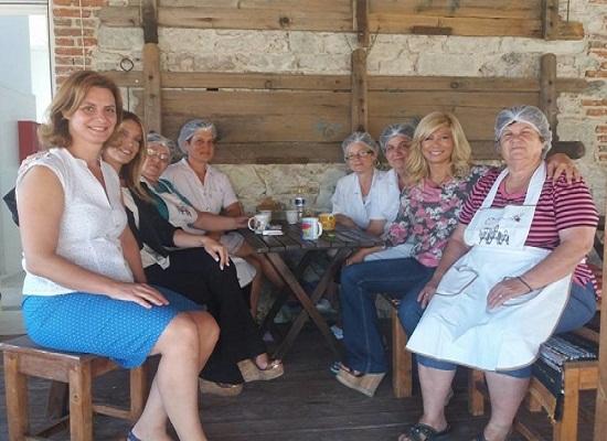 Το STAR στον Αγροτουριστικό Συνεταιρισμό Γυναικών Τριγώνου ΓΑΙΑ