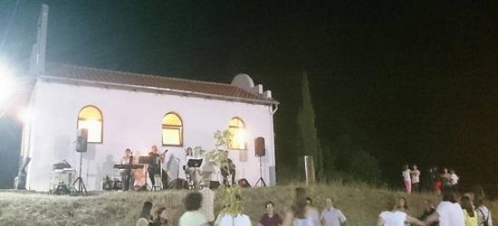Σουφλί: Γιόρτασαν τον τρύγο στο ξωκλήσι του Αγίου Τρύφωνα