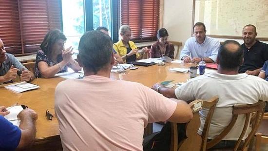 Ενημερωτική συνάντηση του Αντιπεριφερειάρχη Ροδόπης με αγροκτηνοτρόφους