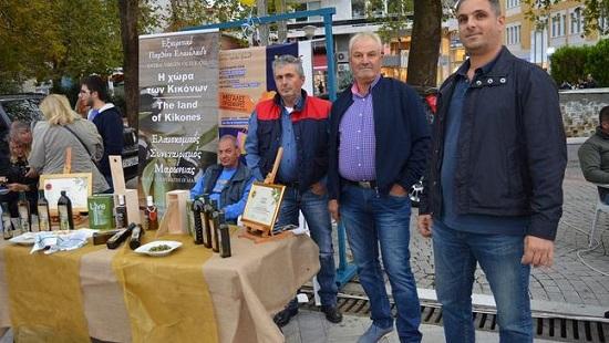Φεστιβάλ Ελιάς ετοιμάζει ο Ελαιοκομικός Συνεταιρισμός Μαρώνειας