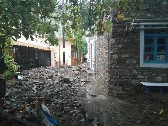 Σαμοθράκη: Κώλυμα στις αποζημιώσεις ο χαρακτηρισμός «παραδοσιακός οικισμός»