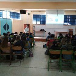 Μαθητές ενημερώθηκαν για το διαδίκτυο και την ασφαλή οδήγηση στην Ξάνθη!