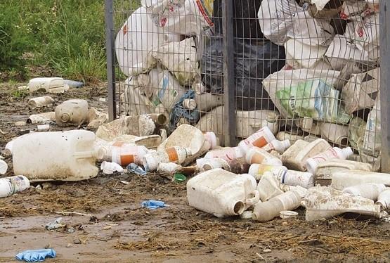 Στην ανακύκλωση αντί στα σκουπίδια 22 τόνοι συσκευασιών φυτοφαρμάκων!