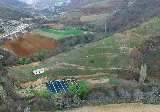 Το πρώτο ιχθυοτροφείο πέστροφας στην (ορεινή) Ροδόπη!