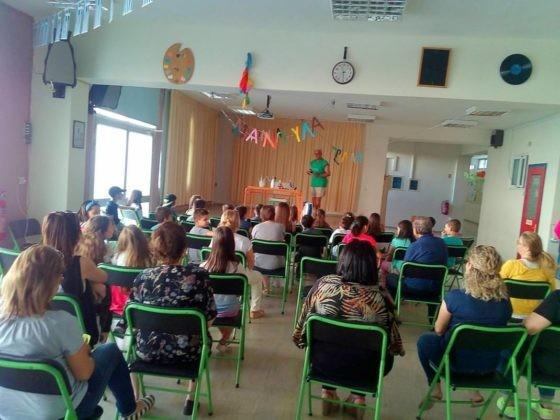 Με μεγάλη συμμετοχή και ενδιαφέρον η παρουσίαση της «σκουπιδοτέχνης» στο 3ο Δημοτικό Σχολείο Ξάνθης