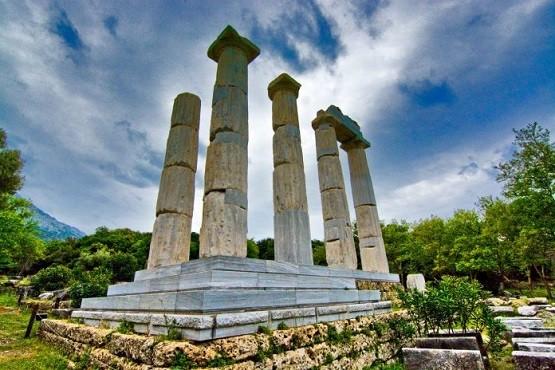 Επαναλειτουργεί o αρχαιολογικός χώρος του Ιερού των Μεγάλων Θεών της Σαμοθράκης