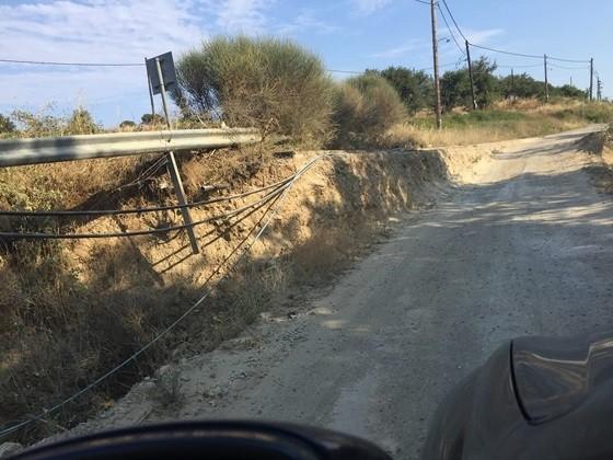 Ποιος θα φτιάξει τους δρόμους της Σαμοθράκης; «Ναι» από τον Δήμαρχο στον Φ.Μανούση με προτροπή προς την ΠΑΜ-Θ