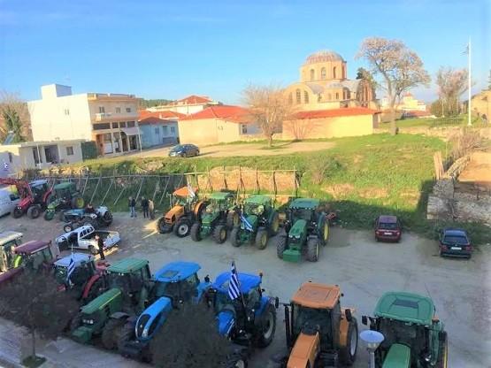 Ανάστατοι οι αγρότες των Φερών για το Σφαγείο – Συνάντηση με τον Δήμαρχο τη Δευτέρα