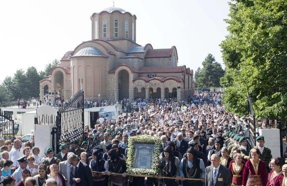 Οι Παναγίες του Δεκαπενταύγουστου στη Βόρεια Ελλάδα