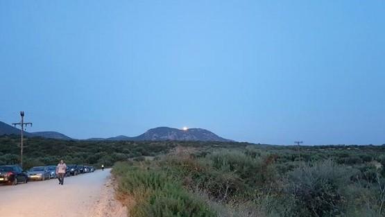 Με πεζόδρομο προς το Αρχαίο θέατρο θα κατασκευαστεί ο δρόμος Μαρώνειας- ορίων Ν. Έβρου