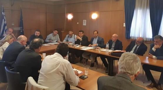 Συνάντηση με τον ΥπΑΑΤ για τα σοβαρά ζητήματα των βαμβακοπαραγωγών στον Έβρο