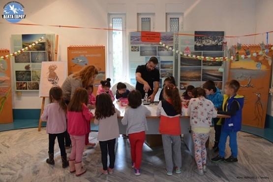 Δέλτα Έβρου: Για άλλη μια χρονιά οι μικροί μαθητές ψήφισαν ως αγαπημένο πουλί το Φλαμίνγκο!