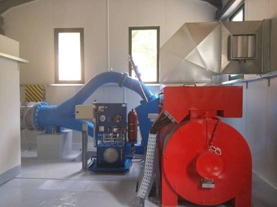 Υδροηλεκτρικός σταθμός 1,2 MW ολοκληρώθηκε στην Ξάνθη