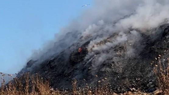 Τρεις μήνες μετά και ακόμη περιμένουμε τα οριστικά αποτελέσματα για την φωτιά στον ΧΥΤΑ Ξάνθης