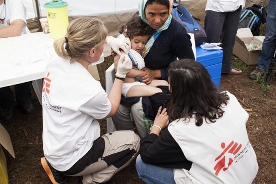 Έβρος: Παρατείνουν την παραμονή τους στο ΚΥΤ οι 'Γιατροί Χωρίς Σύνορα'