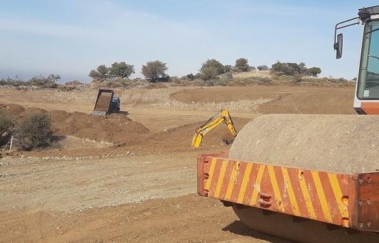 Ξεκίνησαν οι εργασίες κατασκευής της Λιμνοδεξαμενής στη Σαμοθράκη