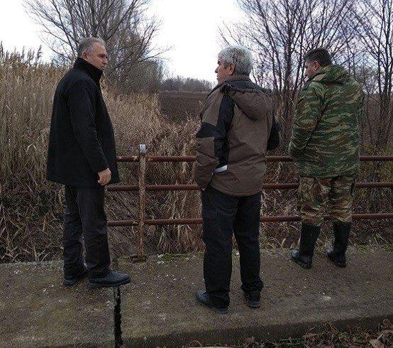 Ο Στρατός παρεμβαίνει για να σώσει τον Έβρο από τις πλημμύρες