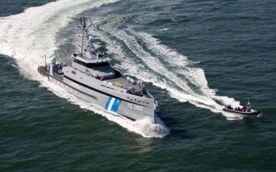 """Με πλοίο του Λιμενικού """"Γαύδος"""" οι μετακινήσεις προς Σαμοθράκη"""