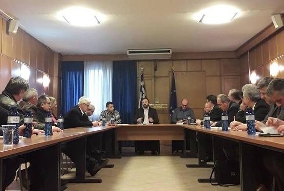 Σύσκεψη στο υπουργείο Αγροτικής Ανάπτυξης για τους βαμβακοπαραγωγούς της Θράκης