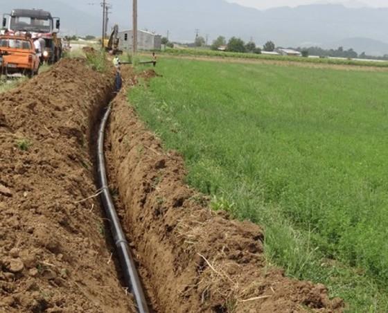 Ο ΤΑΡ θα αρδεύσει πάνω από 10.000 στρέμματα – «ναι μεν αλλά» από τους αγρότες των Φερών