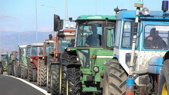 Συλλογική «κάθοδος» των αγροτών από τις Φέρες στο Δ.Σ Αλεξανδρούπολης