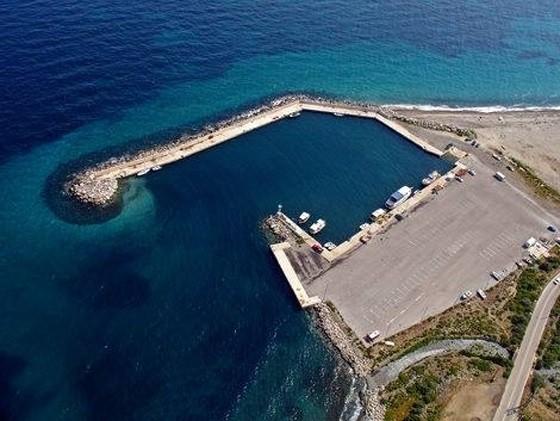 Από το 2021 ξεκαθαρίζει το τοπίο στο Λιμάνι των Θέρμων Σαμοθράκης