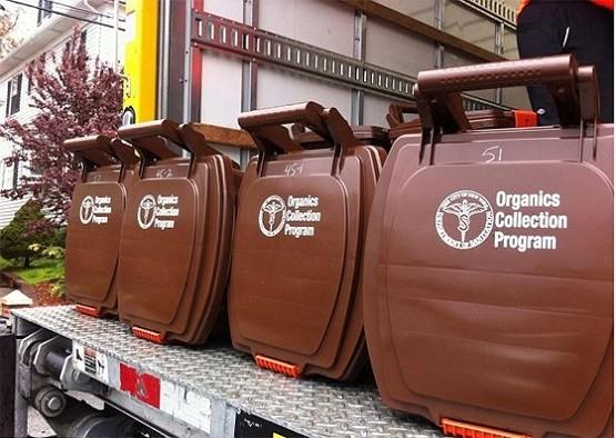 Οι καφέ κάδοι έρχονται και στον Έβρο – που θα τους χρησιμοποιούμε