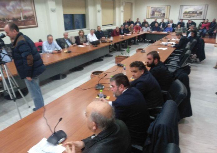 «Σφαγή» στο Δημοτικό Συμβούλιο με θέμα το Σφαγείο των Φερών