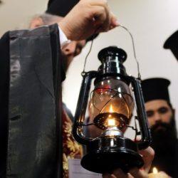 Πότε και πώς θα φτάσει φέτος στην Αλεξανδρούπολη το Άγιο Φως
