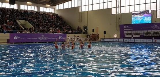 Με τις καλύτερες εντυπώσεις και τη συμμετοχή πλήθος κόσμου ολοκληρώθηκε το Παγκόσμιο meeting Καλλιτεχνικής Κολύμβησης
