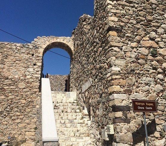 Σαμοθράκη: Ανοιχτό πλέον για το κοινό το Κάστρο της Χώρας