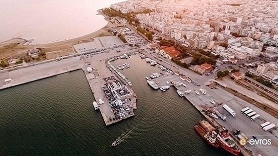 Μελέτη βιωσιμότητας για το λιμάνι της Αλεξανδρούπολης