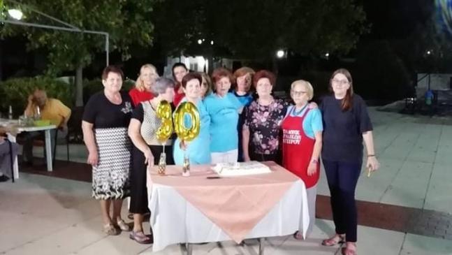 30 χρόνια στην «υπηρεσία» της παράδοσης ο Σύλλογος Γυναικών Αιγείρου