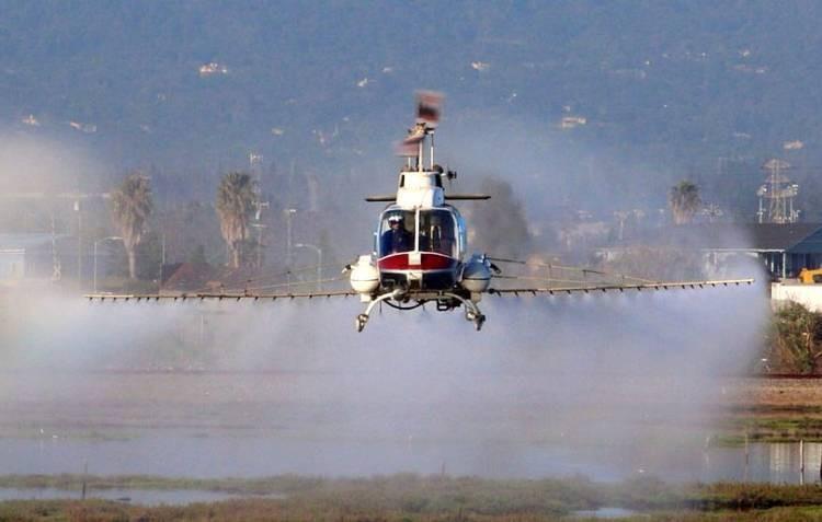 Aεροψεκασμοί για κουνούπια σε Τόπειρο και Άβδηρα τις επόμενες μέρες