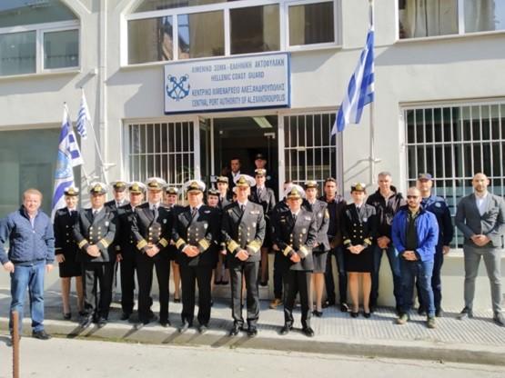 Λιμενικό: «Τα μίλια που κάνουν τα ελληνικά σκάφη στο αν. Αιγαίο αντιστοιχούν με αυτά που κάνουν σκάφη ευρωπαϊκών ακτοφυλακών σε 10 χρόνια»