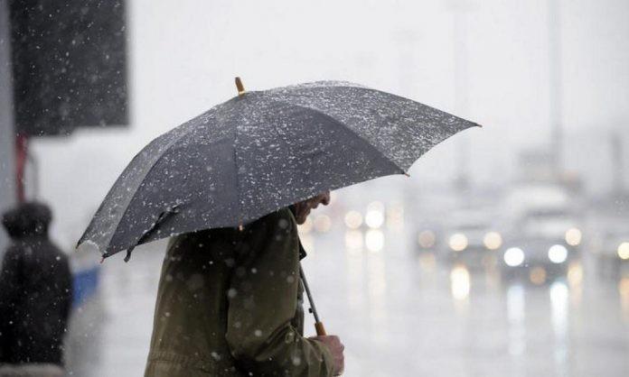 Αγριεύει ο καιρός το επόμενο διήμερο – Έρχονται βροχές και χαμηλές θερμοκρασίες