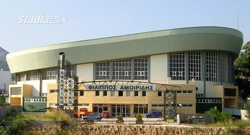 Για προπονήσεις πανευρωπαϊκών αγώνων, Στρατού και υποψηφίων άνοιξε το ΔΑΚ Ξάνθης – Στο «Φίλιππος Αμοιρίδης» οι προπονήσεις μπάσκετ