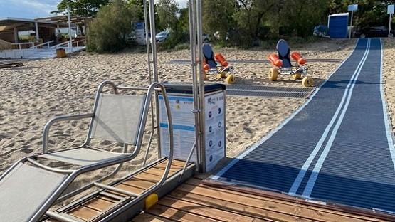Έτοιμο προς χρήση το σύστημα seatrac στην παραλία της Κυανής Ακτής