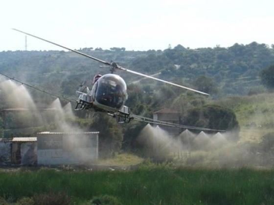 Πραγματοποίηση αεροψεκασμών για τα κουνούπια ανακοίνωσε η Περιφέρεια Ανατολικής Μακεδονίας-Θράκης