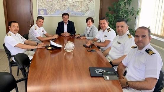 Πέτροβιτς: Επανέλαβε το πάγιο αίτημα για δημιουργία σχολής Λιμενοφυλάκων στην Αλεξανδρούπολη