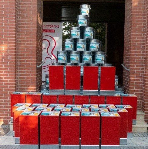 50 ταΐστρες και 57 ποτίστρες για αδέσποτα τοποθετεί ο Δήμος Αλεξανδρούπολης