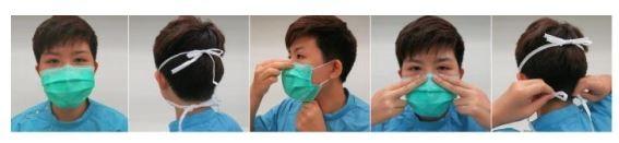 Κοροναϊός : Πώς να φοράτε σωστά τη μάσκα μας – Τα λάθη που κάνουμε