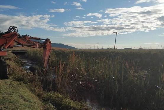 Αντιπλημμυρικά έργα σε οικισμούς του νομού από συνεργεία της Περιφερειακής Ενότητας Ροδόπης