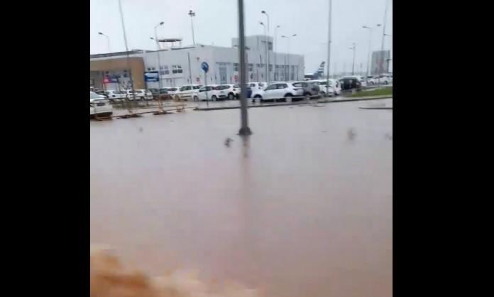 Περίπου 1 εκ € οι ζημιές στο αεροδρόμιο Αλεξανδρούπολης από την πρόσφατη πλημμύρα